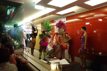 Sambaliscious dancers