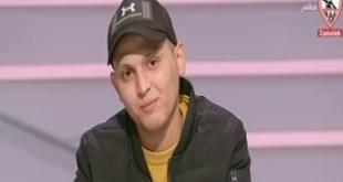 ناشئ الزمالك سعد محمد المصاب بالسرطان يسافر الى الإمارت لحضور السوبر المصري ضد الاهلي