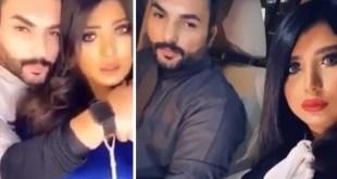 تصريحات الفاشونيستا الكويتية سارة الكندري حول مقطع الفيديو الاباحي الذي انتشر لها هي وزوجها