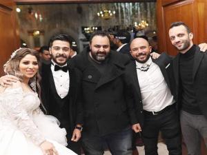 حفل زفاف احمد كامل