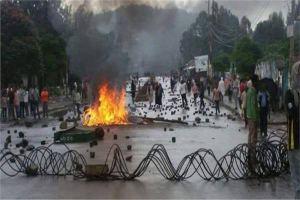 انفجارات أديس أبابا الان
