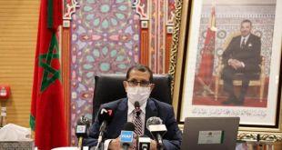 رئيس الحكومة سعد الدين العثماني اتحمل مسؤولية قرار منع التنقل