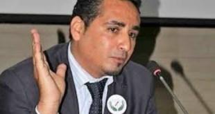 اعتقال محمد المديمي مدير حقوق الانسان بالمغرب