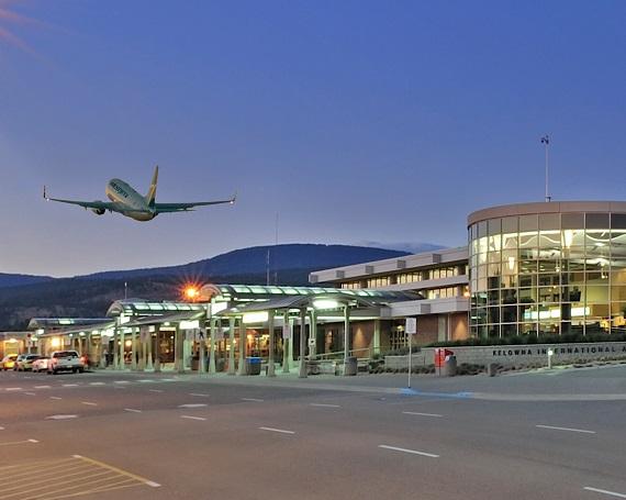 Kelowna Airport Shuttle