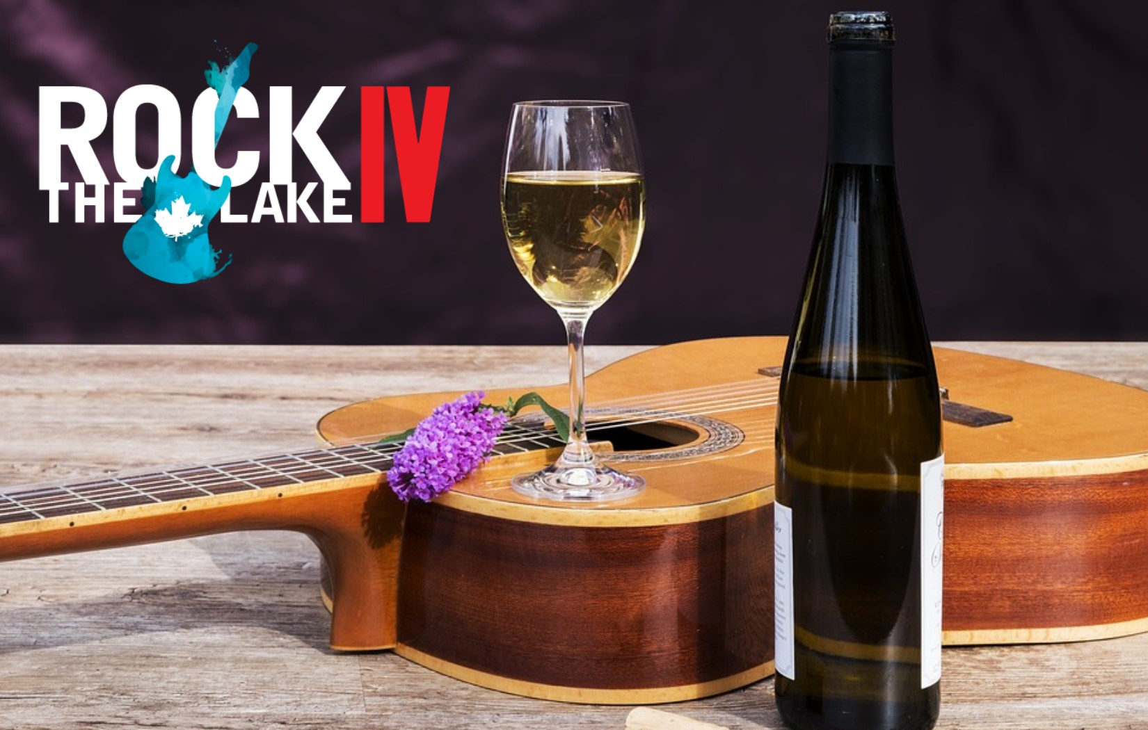 Rock the Lake Wine Tour