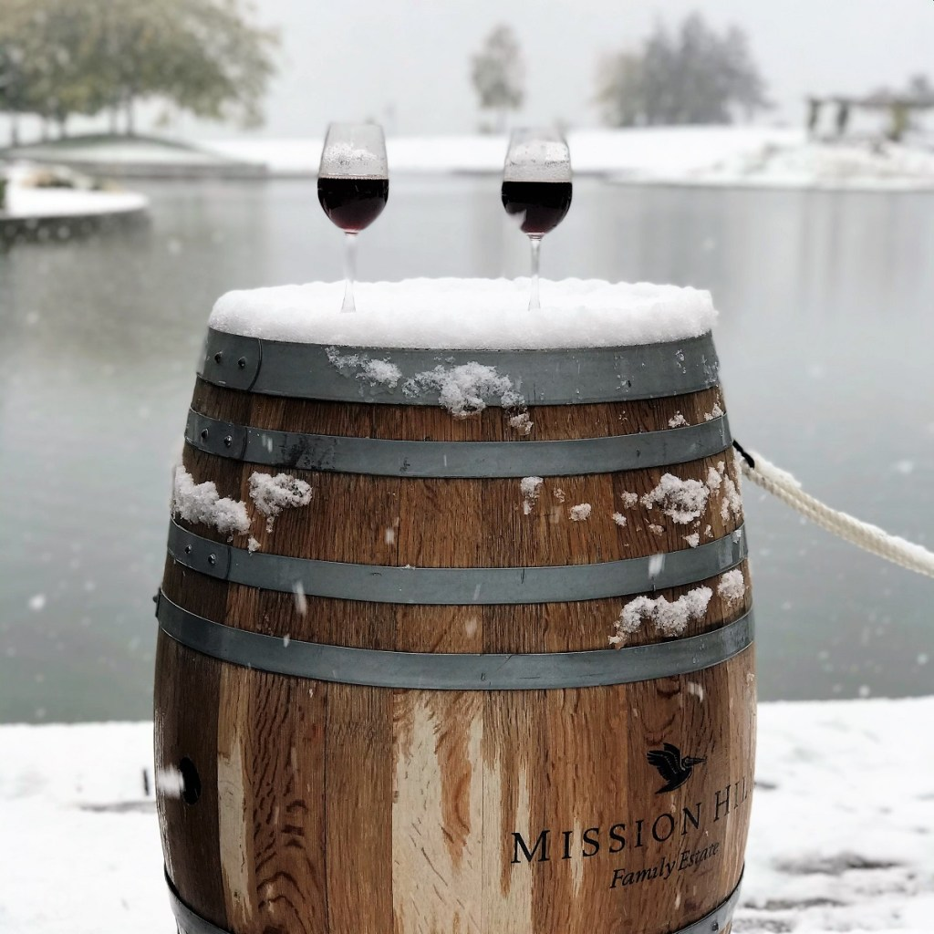 Winter Wine Tours