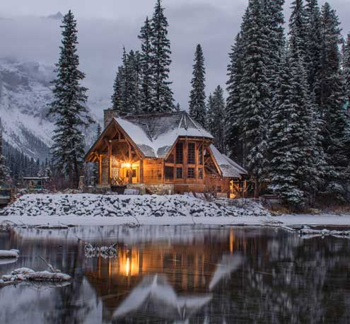 Learn how to winterize your home in Kelowna.