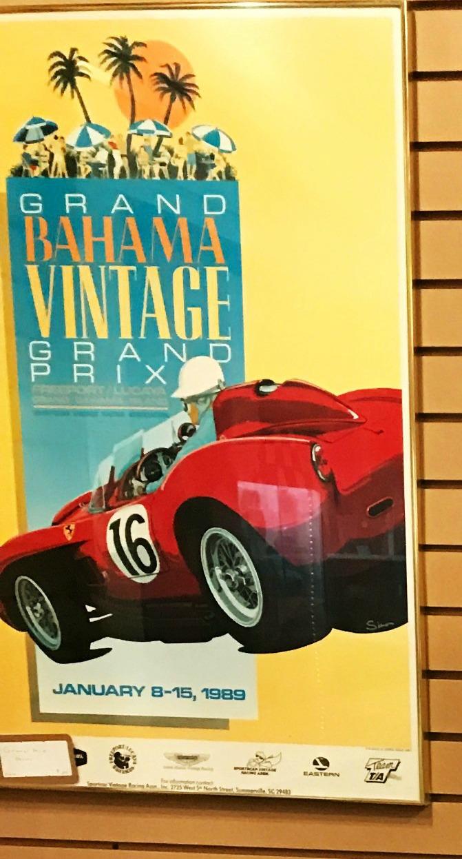 Grand Prix Collectible Print