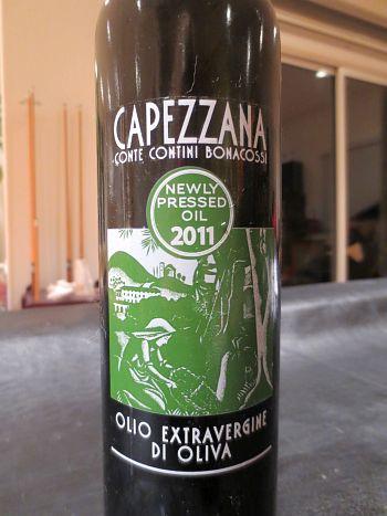 Capezzana Olive Oil