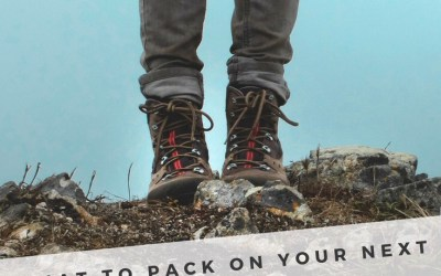 What to Pack For Your Next Hiking Adventure!