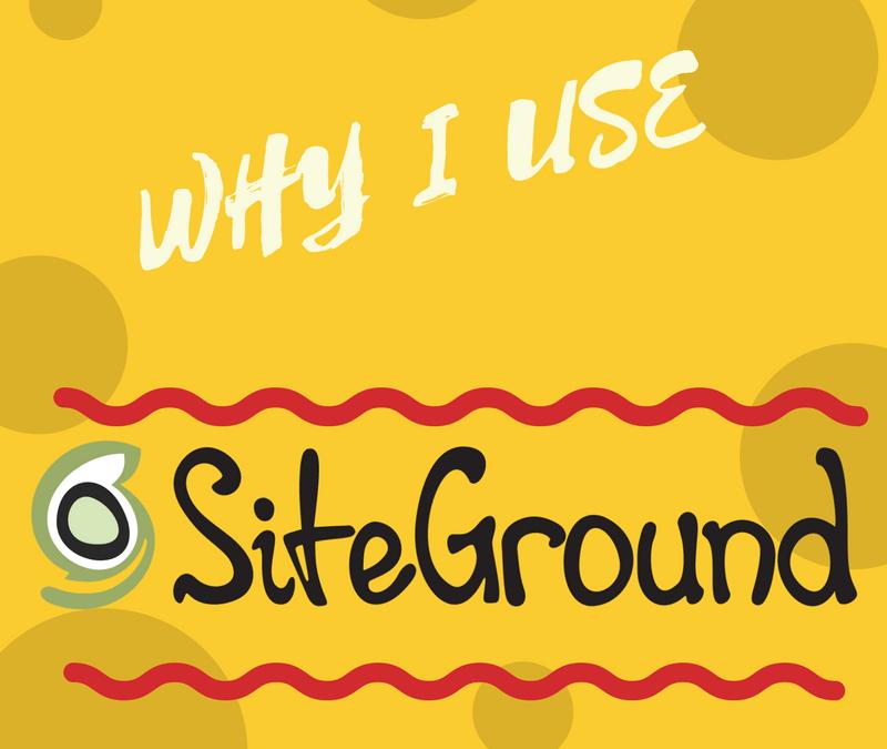 Why I Use SiteGround
