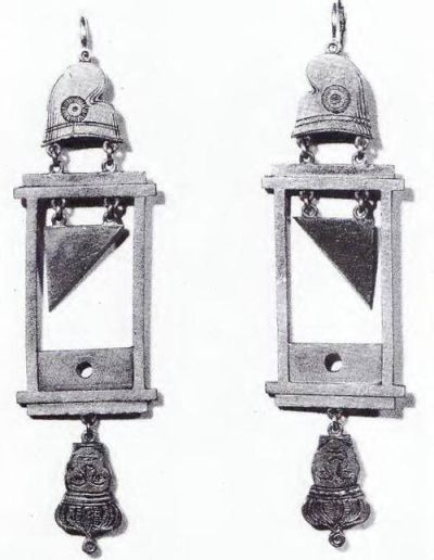 These Earrings Have A Dark History