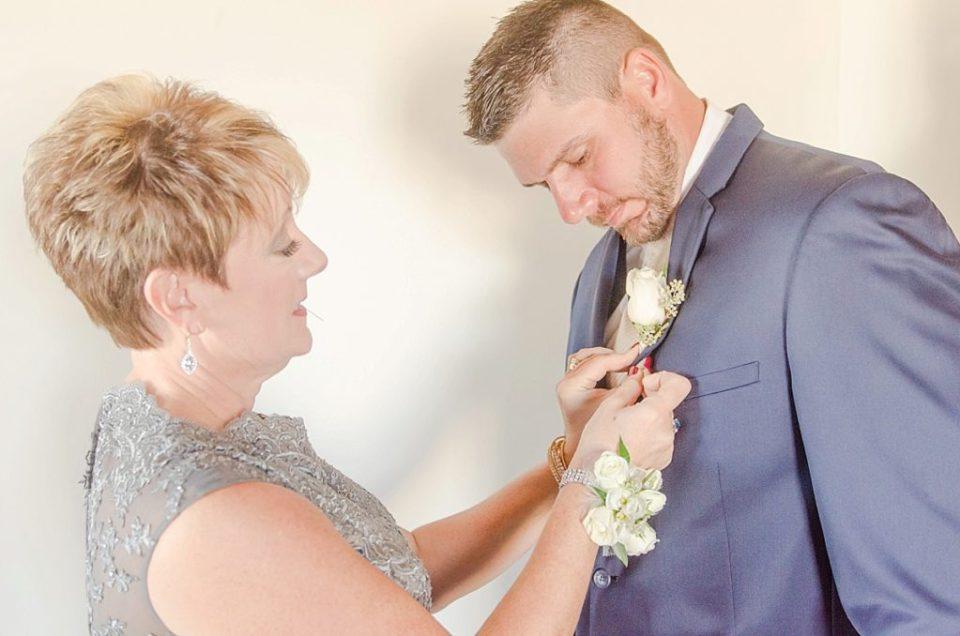 Preston + Ciara | Missouri fall wedding at Jackson Event