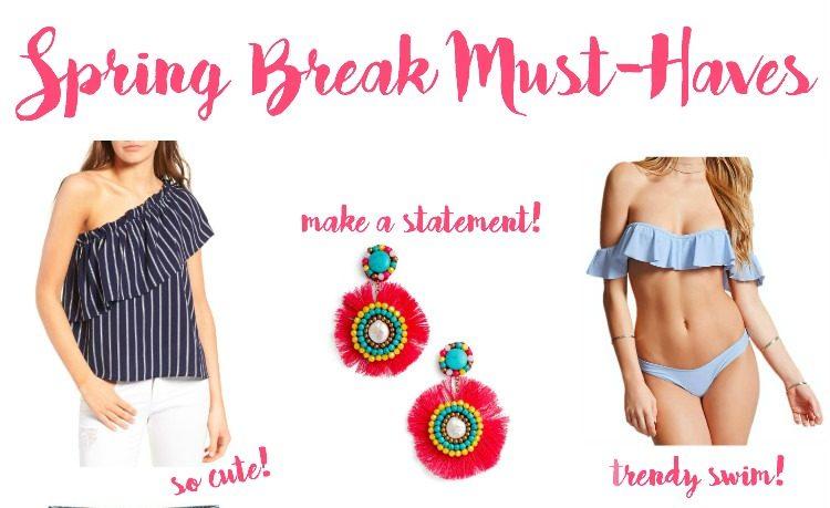 Spring Break Must-Haves