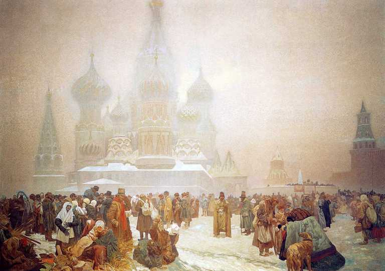 Weekend in Prague – Mucha's Slav Epic in Autumn