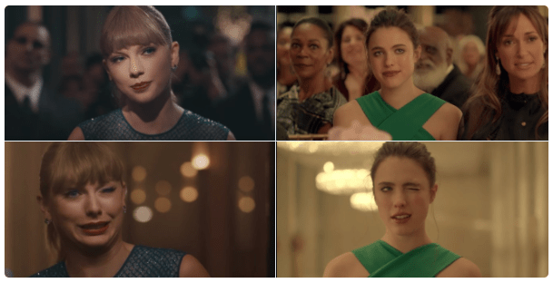 Is Taylor Swift getting a copycat Reputation?