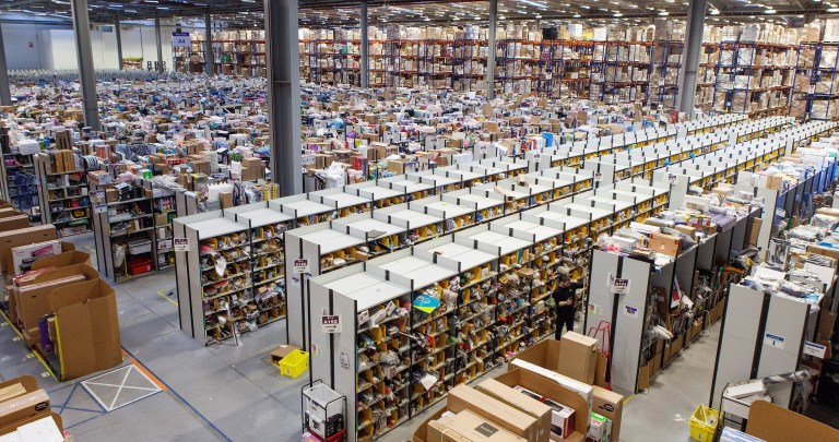From A to P: Amazon's Third-Party Problem