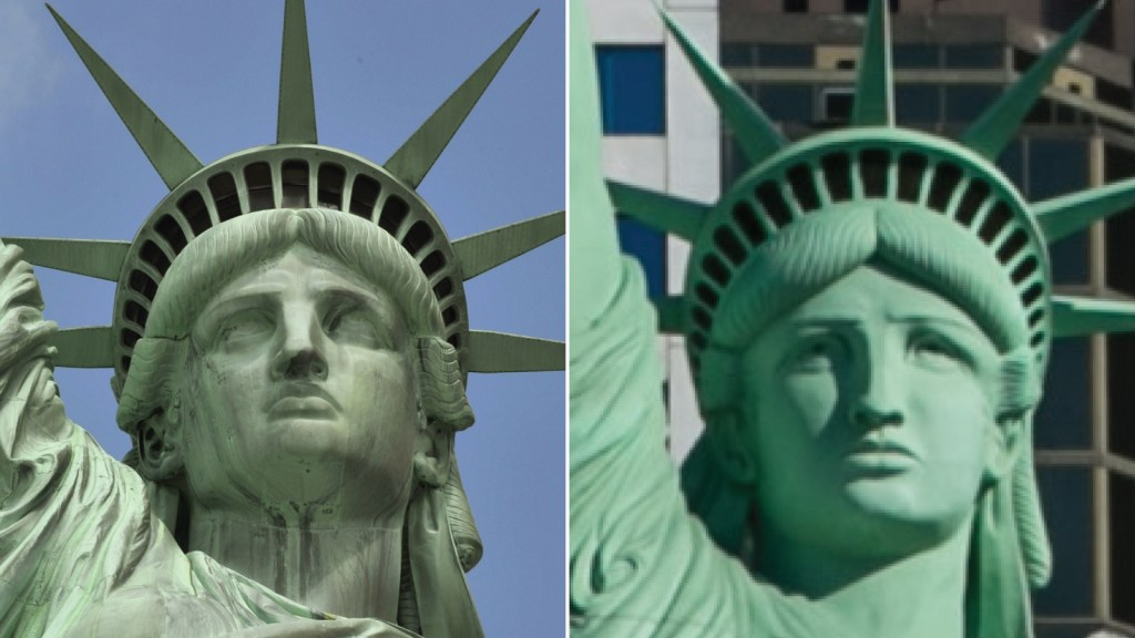 """Faceswap"" for Lady Liberty costs US Post Office $3.5M"