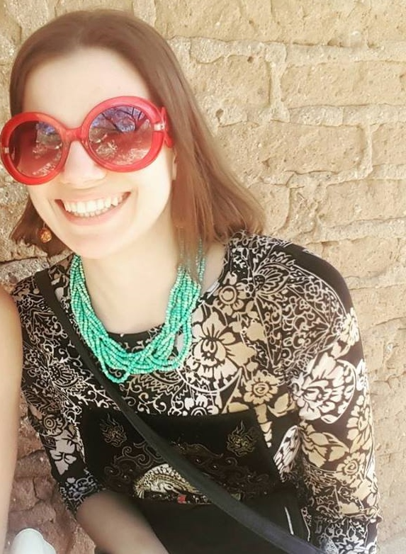 To many more decades of elaborate sunglasses, published writing, and self worth <3