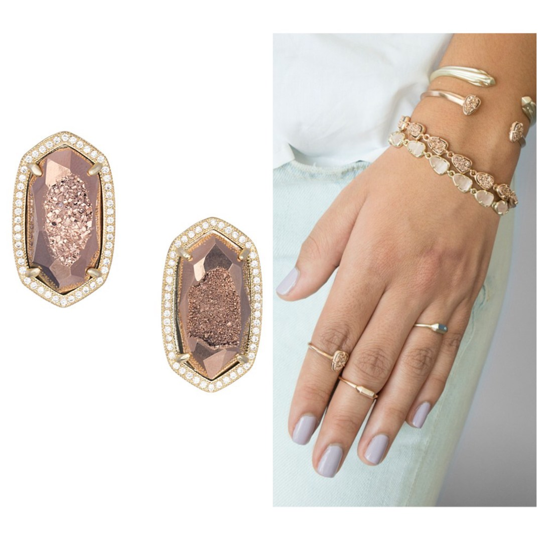Best rose gold costume jewelry