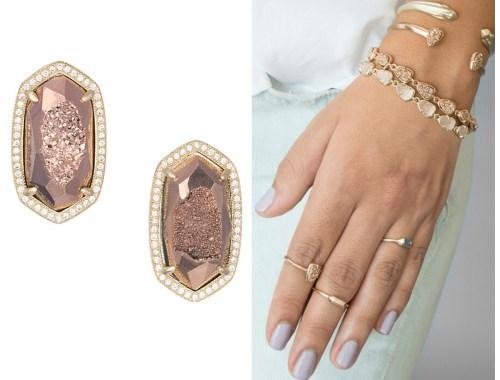 Best rose gold costume jewelry