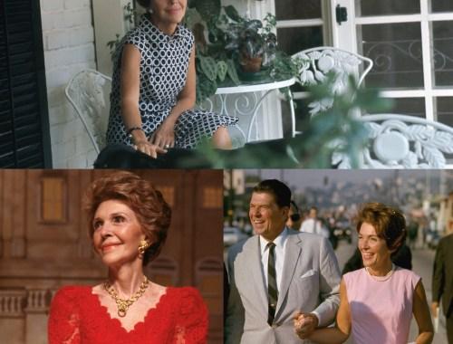 Nancy Reagan style icon