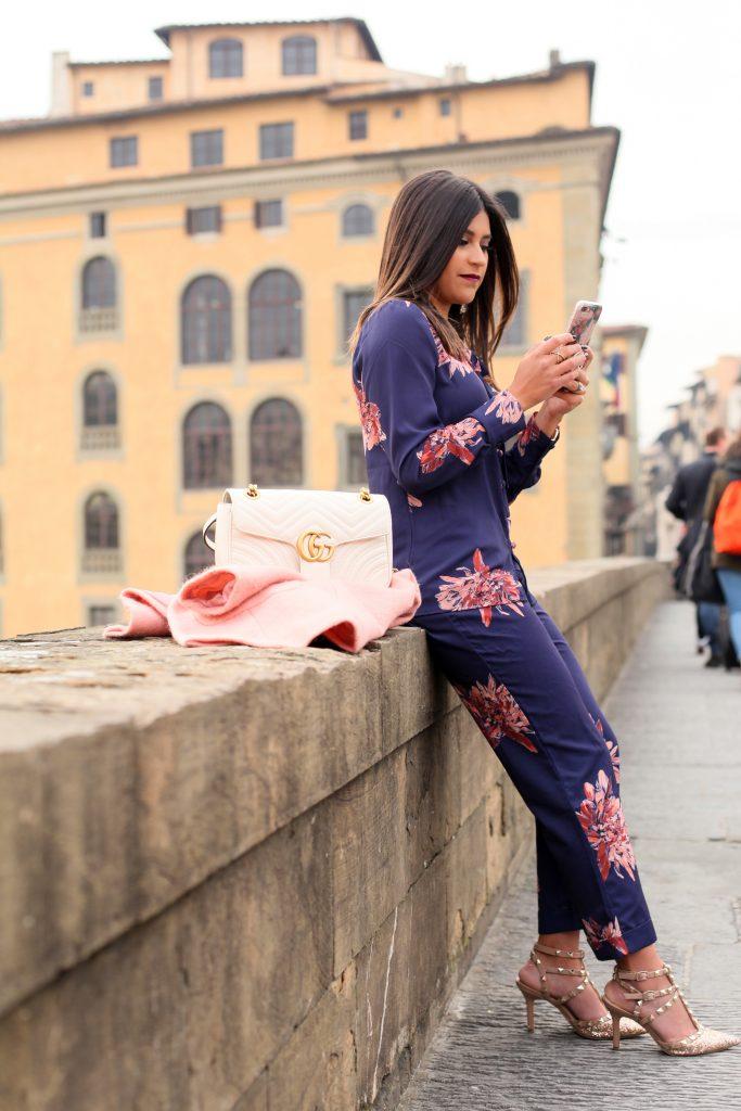 fashionable pajamas