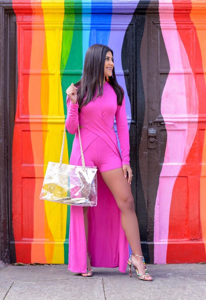 Lifestyle blogger Kelsey Kaplan of Kelsey Kaplan Fashion wearing Faridaravie Christian Louboutin Sandal