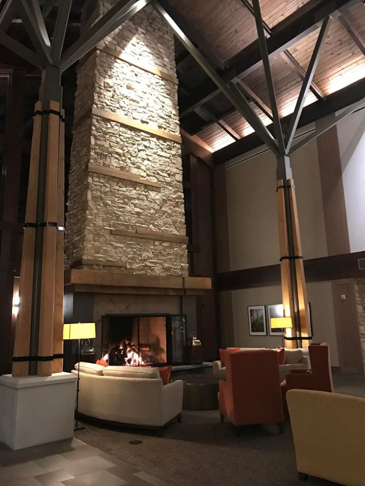 LMR fireplace