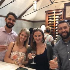 Lormans Millers wine