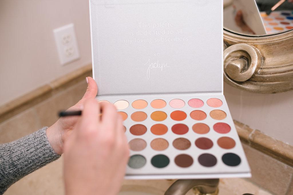 jaclyn hill, morphe, palette, eyeshadow palette