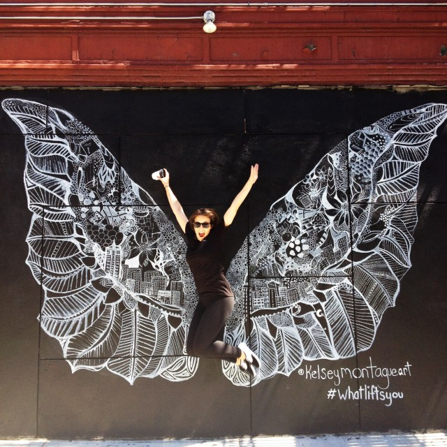 Laughing Man Angel Wings 4