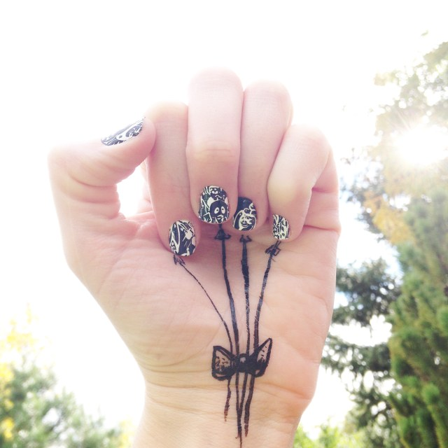 Kelsey Montague Art for Scratch Nails 2