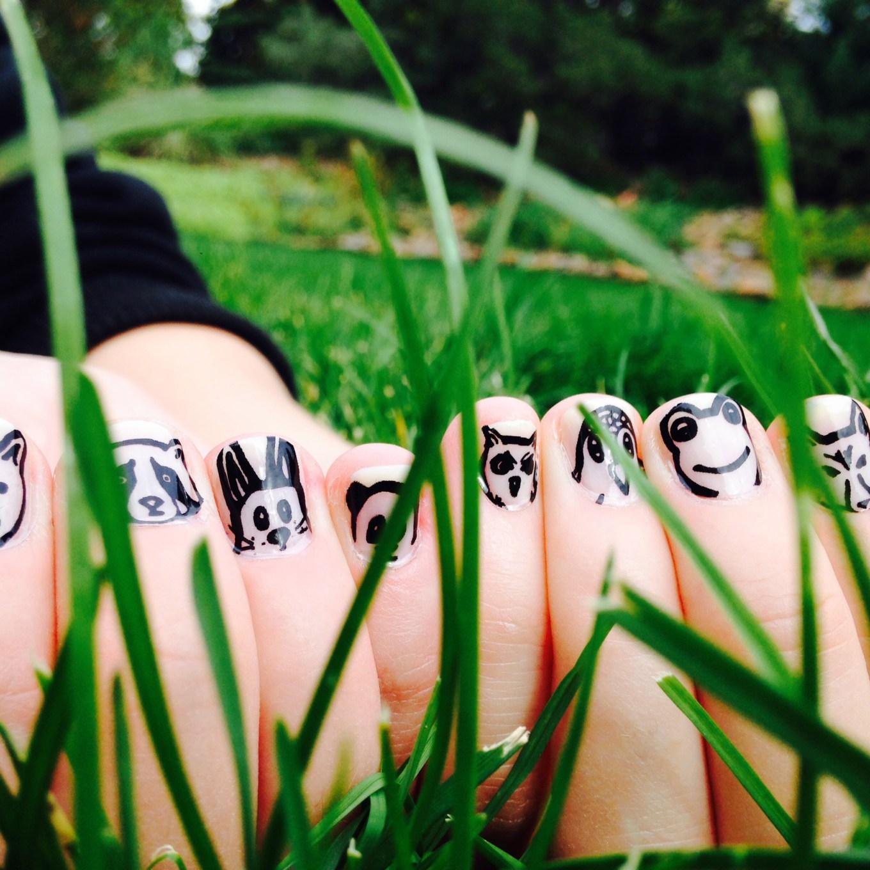 Kelsey Montague Art for Scratch Nails 4