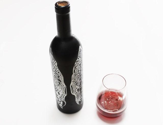 Wine Bottle 2
