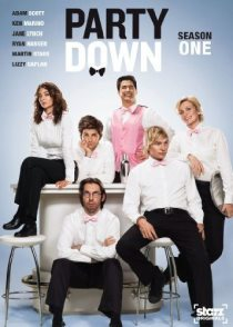 Party Down DVD