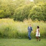 A Dayton Anniversary Session at Wegerzyn Gardens | Logan + Brandais