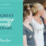 Three great Getting Ready Rooms