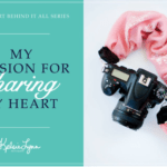 My Passion for Sharing with Others
