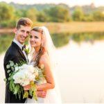 Classic Emerald & Ivory Wedding in Cincinnati, Ohio
