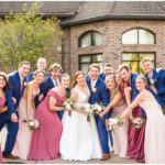 Elegant Wedding at Blue Heron Brewery & Event Center