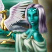 Priestess & Her Kryszard