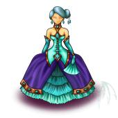 Rengirl, Aquamarine