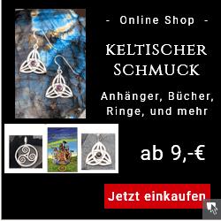 keltischer Symbole Shop_Knoten Ohranhänger