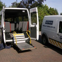 Wheelchair Lift For Truck Kelsyus Pink Canopy Chair Lifts  Keltruck Scania