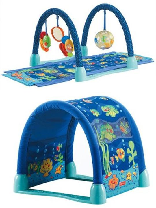 Play gym 2 in 1