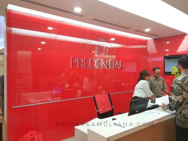 Prudential Sales Office Pakuwon Center Surabaya