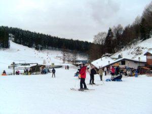 Tempat wisata musim dingin Winterberg, Jerman