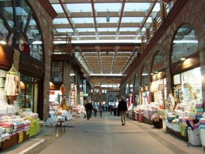 Bazar tertutup Bursa