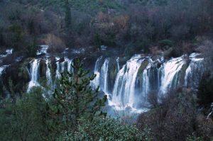 Air terjun kravicka, Bosnia-Herzegovina